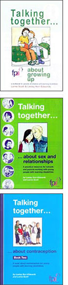 Talking Together... front cover